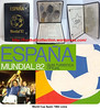 World cup spain 1982 coins