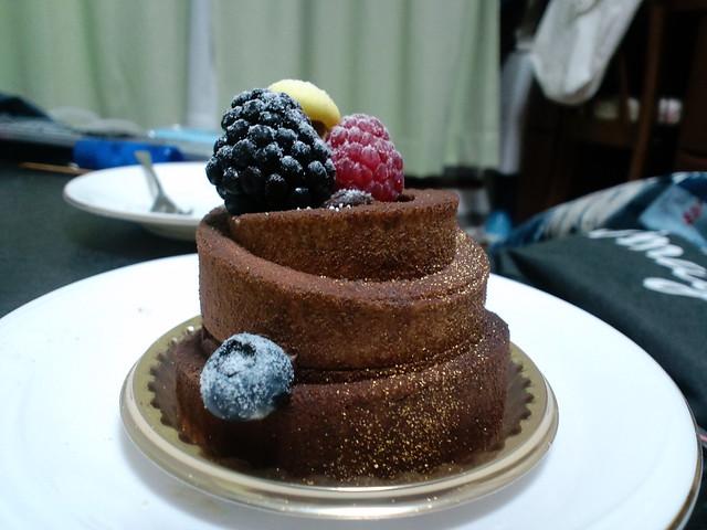 Photo:Chou Chou チョコレートケーキ(Chocolate Cake) By alphalead