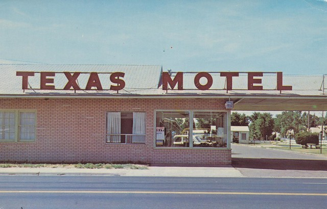 Dalhart (TX) United States  City new picture : Texas Motel Dalhart, TX by G. O'Graffer