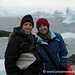 Trying to Stay Warm on Detaille Island - Antarctica