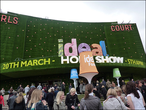 ideal home show free tickets. Black Bedroom Furniture Sets. Home Design Ideas