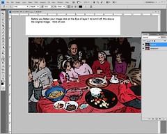 Tutorial - 3 Simple steps to turn a photo into a Comic