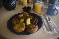 Typical Buffet Breakfast