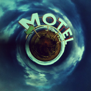 Coulee City Motel Planet