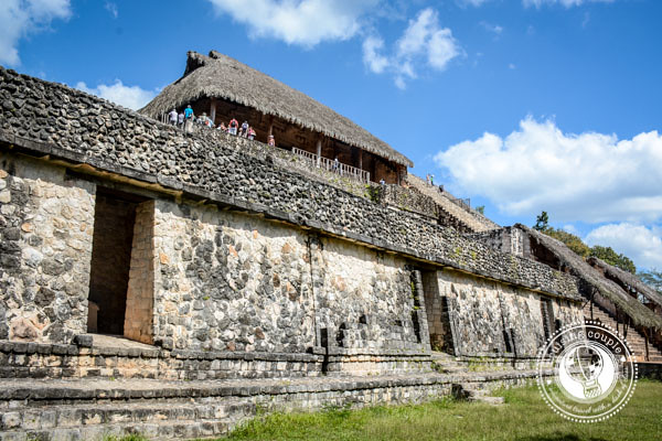4 Must-See Mayan Ruins in the Yucatan Peninsula  - Ek Balam Mayan Ruin