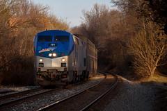 Amtrak 29 - Dickerson, MD