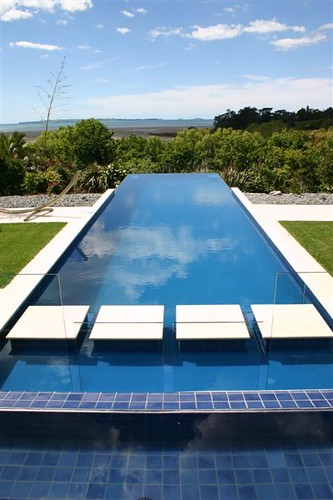 natural habitats landscapes residential swimming pool design new