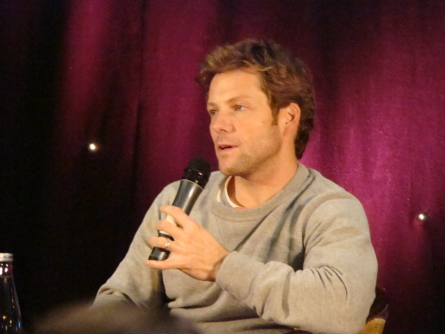 Header of Jamie Bamber