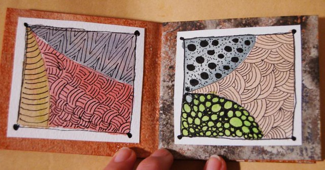 Little Book of Fall Zentangles