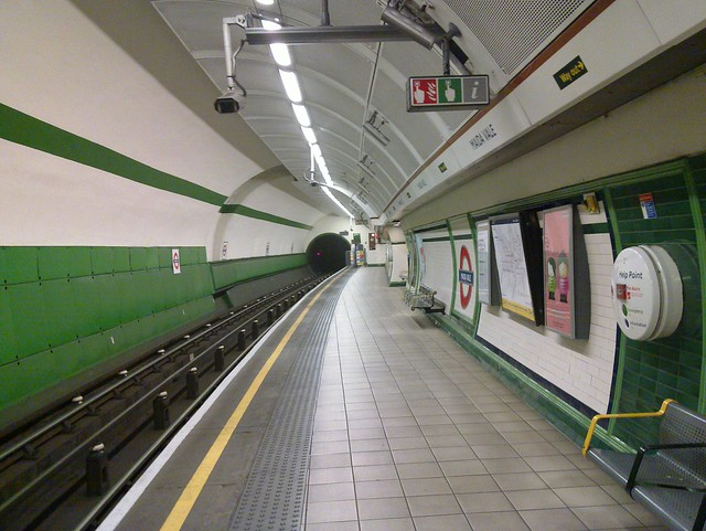 Maida Vale in the morning, 09:46