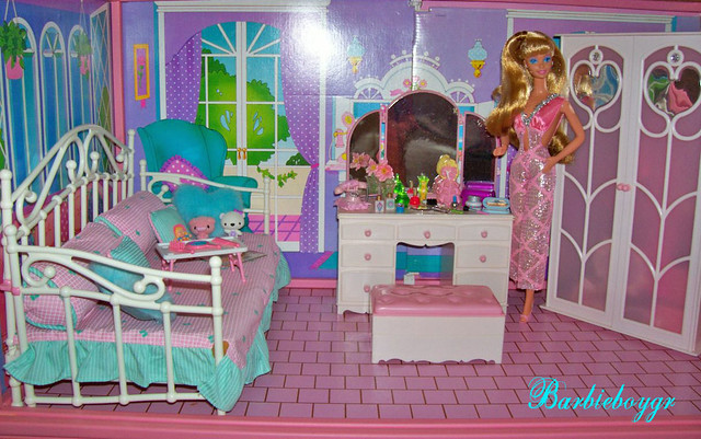 glamour home barbie bedroom flickr photo sharing