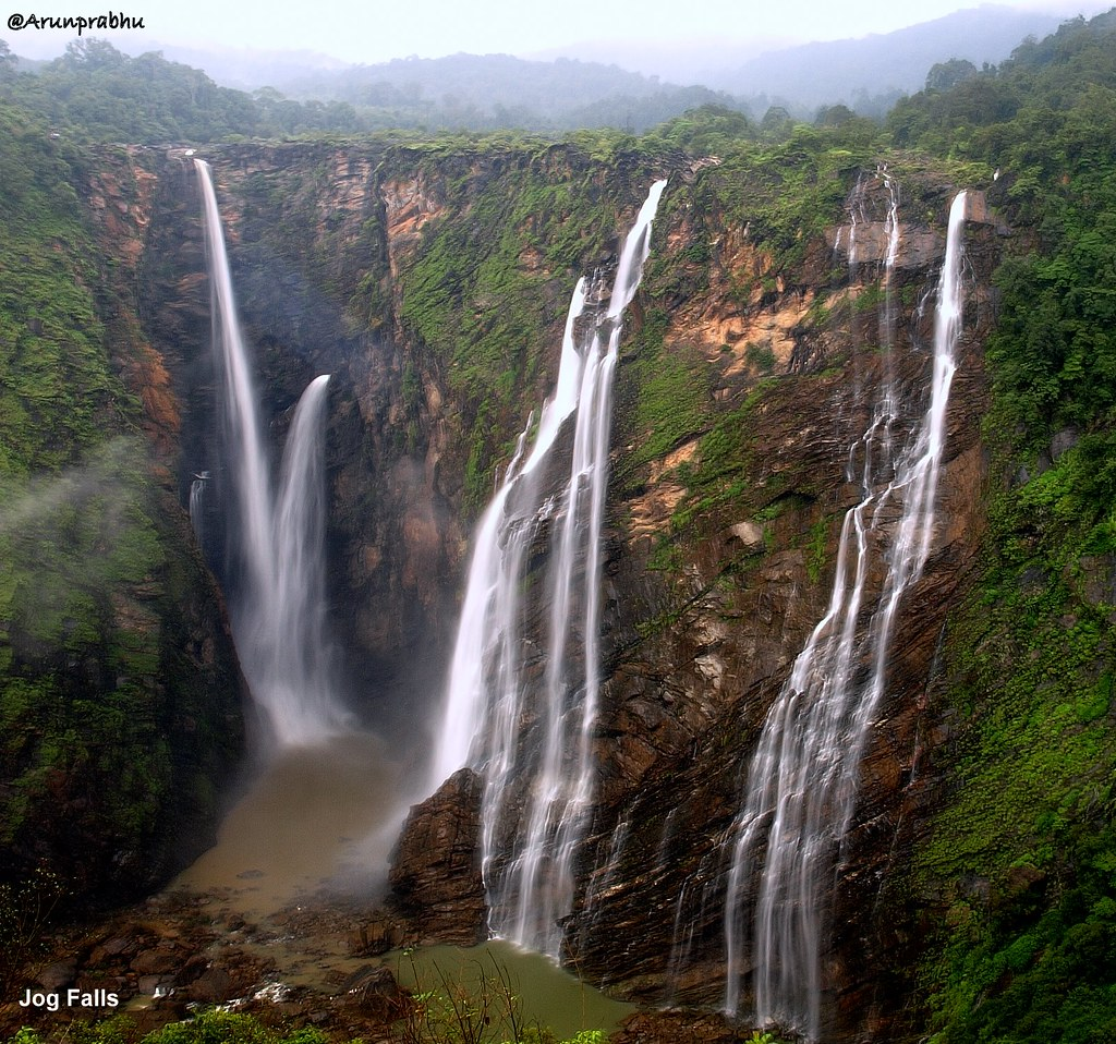 Jog Falls - Karnataka - India