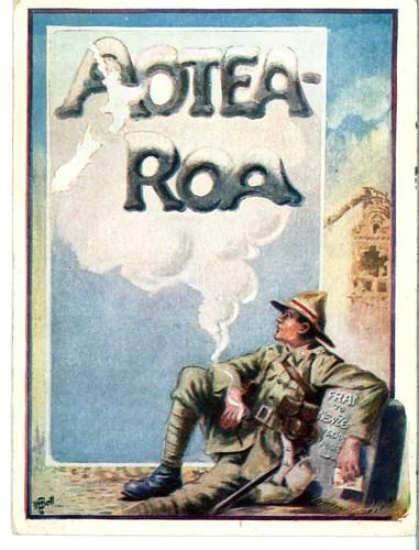 Aotearoa - Christmas Card - front