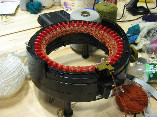 Circular Knitting Machine : circular knitting machine Flickr - Photo Sharing!
