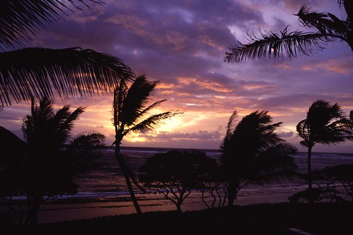 sunrise hawaii