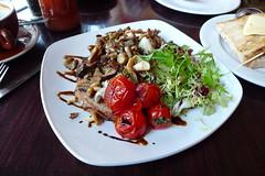 Wet Fish Cafe, West Hampstead, London