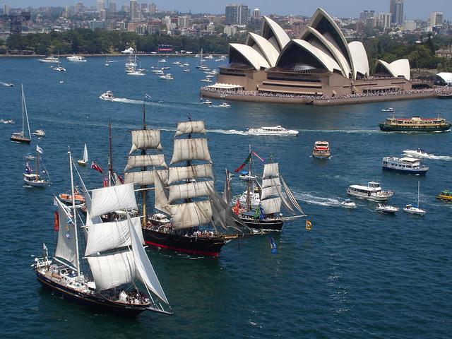 sydney ships - photo#10