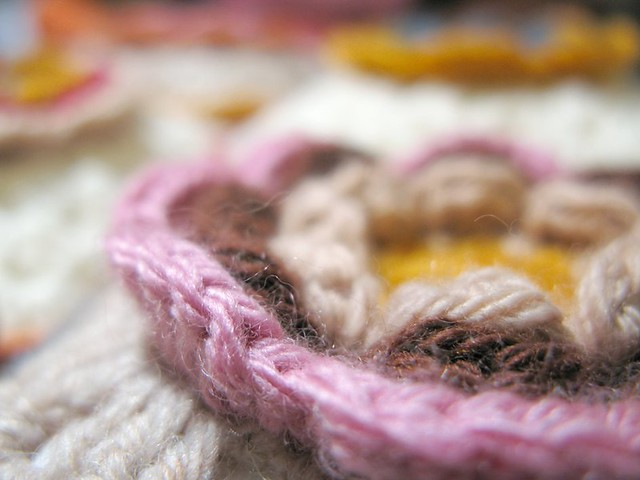 A cryptic clue to my next shop update! Crochet by Emma Lamb