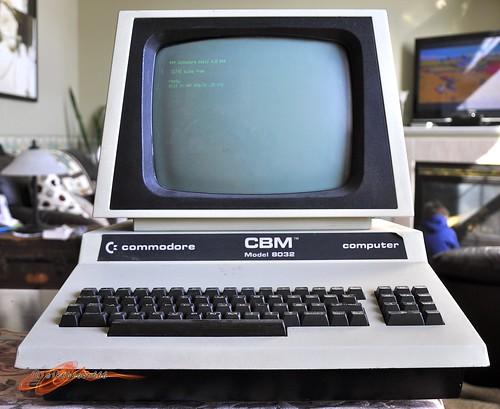 Commodore CBM 8032