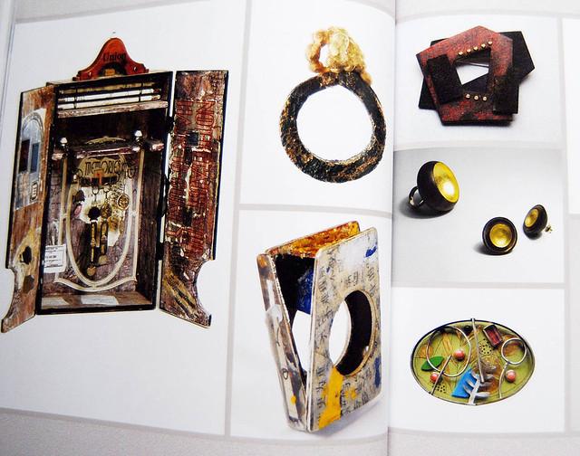 Art Jewellery Making - Magazine cover