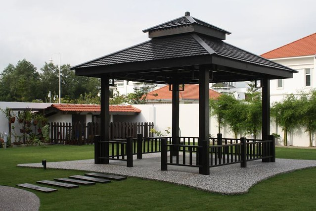 japanese style gazebo flickr photo sharing