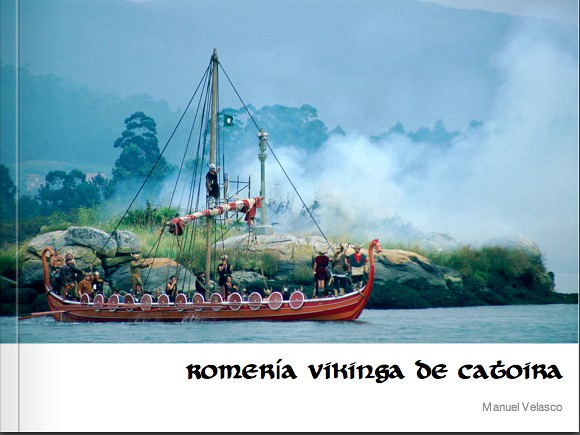 Libro fotográfico Romería Vikinga de Catoira