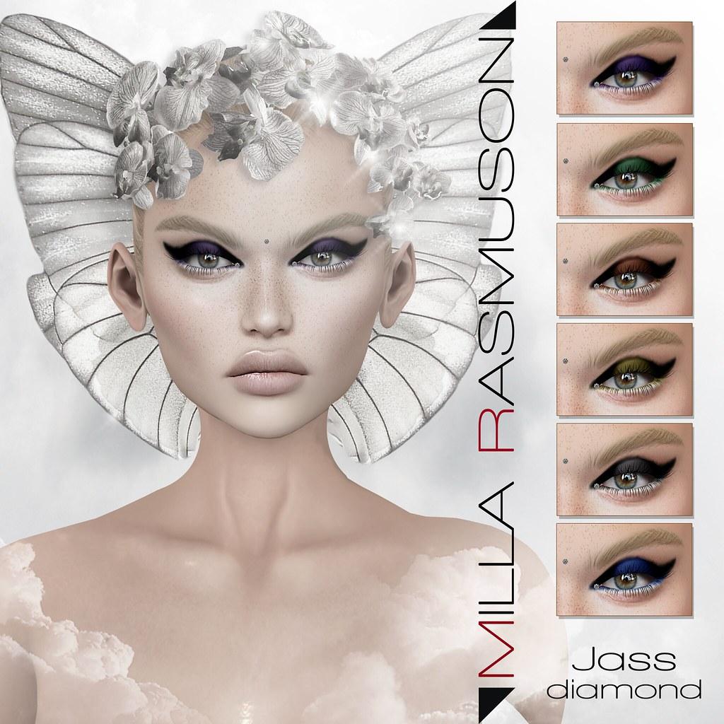 Jass Diamond for Catwa Head - SecondLifeHub.com