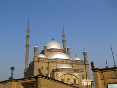 The Mosque of Muhammad Ali Pasha or Alabaster Mosque - Cairo, Egypt