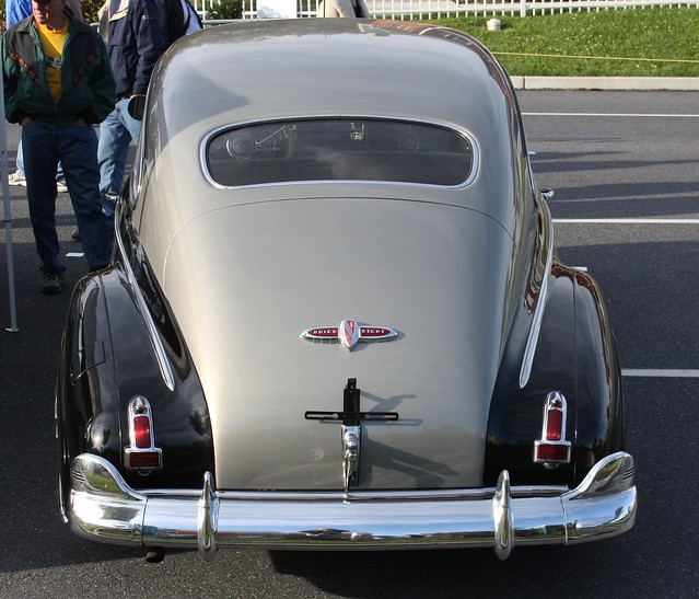 1941 Buick 40 Special