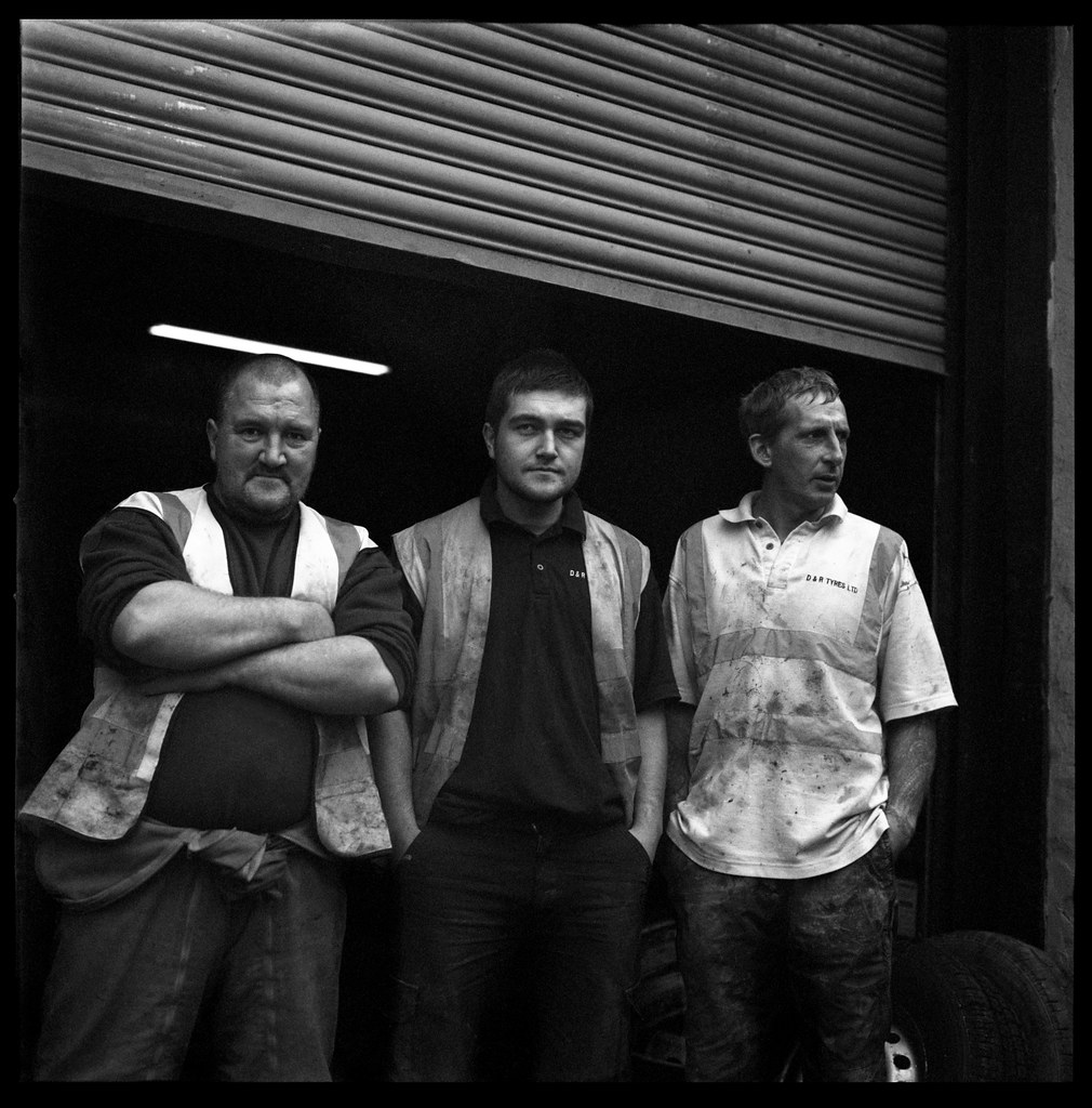 Tire changers - Glasgow