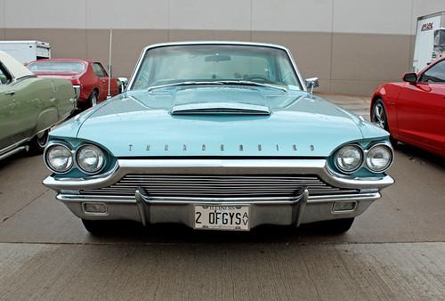 1964 Ford Thunderbird Hardtop (1 of 6)