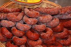 sausage, vienna sausage, sujuk, mettwurst, salt-cured meat, longaniza, boerewors, produce, food, dish, cuisine, chorizo, breakfast sausage, kielbasa, bratwurst,