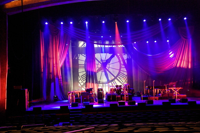 Don Henley Stage Drapery and Backdrop with Concert ...