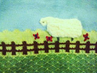 06DON - Sheep Detail