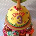 Daisy is 3 tree by nice icing