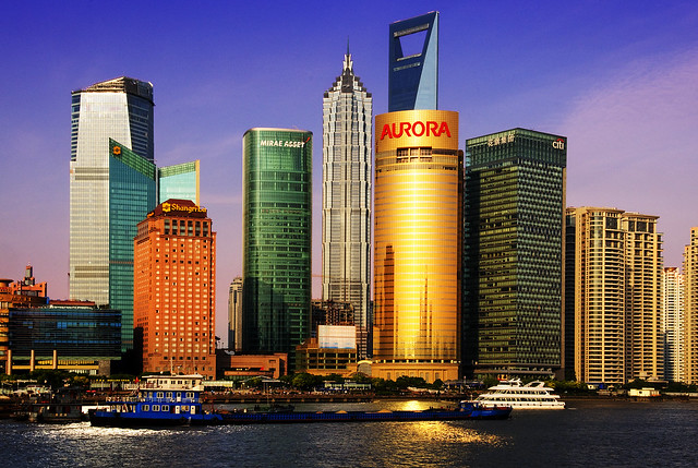 Huangpu traffic