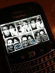 Rick's Crackberry's Background