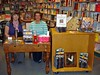 Julie & I at our book signing