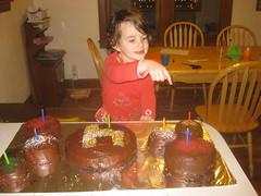 Lexi's Circle Cakes