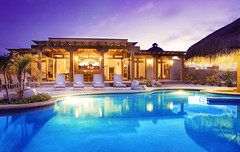resort town, swimming pool, property, estate, mansion, resort, real estate, villa, hacienda, home,