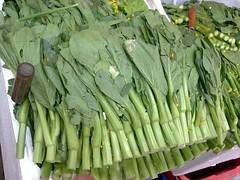 vegetable, choy sum, komatsuna, produce, food,