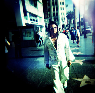 Drunk Hollywood Elvis