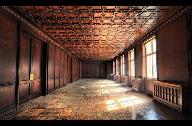 Kaserne Krampnitz Hall