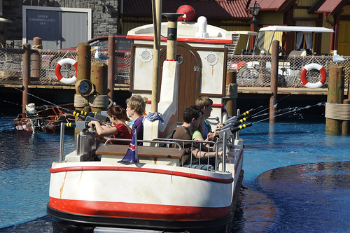 Whale Adventure Splash Tours (Europa-Park)