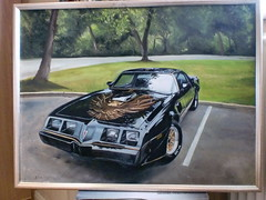 79 Firebird painting