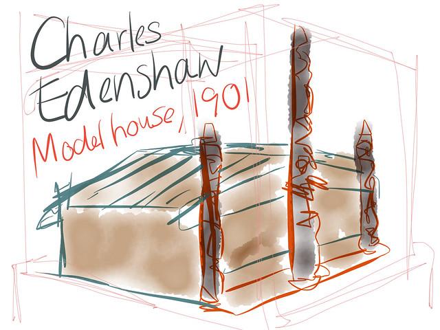 Vancouver Art Gallery: Charles Edenshaw exhibit 5