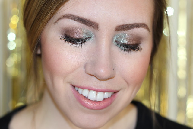 St. Patrick's Minty Green Makeup on Living After Midnite