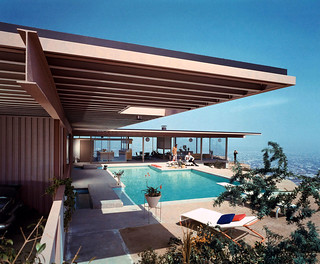 1959- case study house #22 - Pierre Koening - Architect