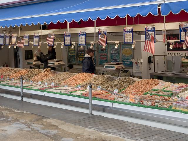 The wharf in washington dc flickr photo sharing for Washington dc fish market