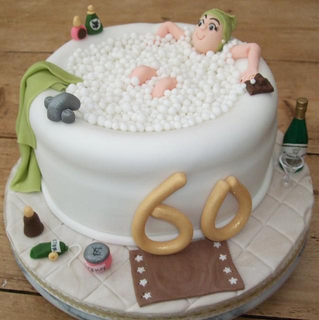 fondant tub another bath cake flickr photo sharing birthday cake images for girls clip art. Black Bedroom Furniture Sets. Home Design Ideas